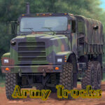 Army Trucks Hidden Objects